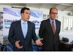 İskenderun Limanına 1.5 Yılda 200 Milyon Dolarlık Yatırım Yapıldı