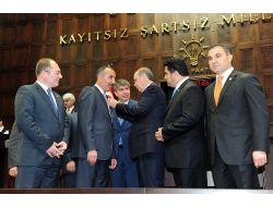 Başkan Demirkaynak, Ak Parti Saflarına Katıldı