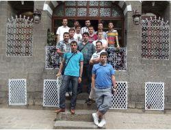 Savurda Görev Yapan Öğretmenler, Van Ve Diyarbakırı Gezdi