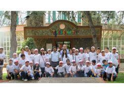 Mkü Öncülüğünde Reyhanlıdaki Öğrenciler Gaziantepi Gezdi