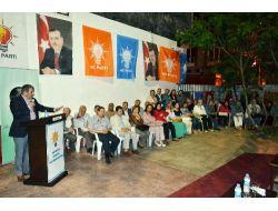 Ak Partiden Atakumda Mahalle Danışma Toplantısı