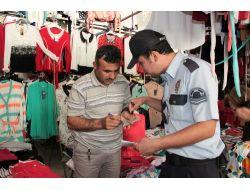 Korkuteli'nde Sahte Para Kalemi Dağıtıldı