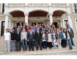'gönüller Bir Olsun' Projesi Kapsamında 44 Öğrenci Boluya Geldi