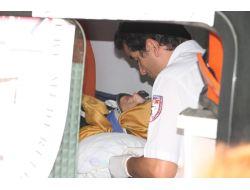 Ereğlide Trafik Kazası: 1 Yaralı