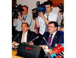 Milletvekili Başer, Yasa Dışı Araştırma Komisyonu Başkanlığına Seçildi
