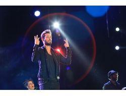 Murat Boz, Fethiye'deki Konserinde 15 Bin Kişiyi Coşturdu!