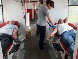 Pınarbaşı Halkından Kan Bağışı