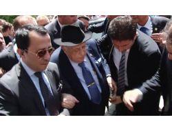 9. Cumhurbaşkanı Süleyman Demirel, İslamköye Helikopterle Geldi