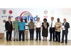 Esafed'in Afrika Sağlık Açılımına Yeni Ülkeler Ekleniyor