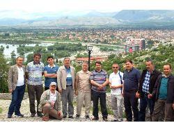 Yozgatlı İşadamları Arnavutluk'tan Mutlu Döndü