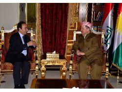 Yurt Dışı Yasağı Kalkan Baydemir Barzaniyi Ziyaret Etti