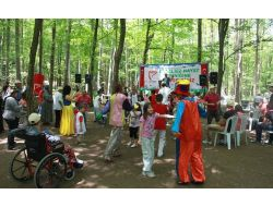 Engelli Çocuklar Piknikte Buluştu