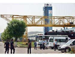 Tüdemsaş'ta Vagon Düştü: 1 İşçi Öldü