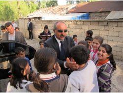 Başkan Arslan, Okumaevi İnşaatını İnceledi