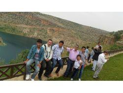 Sultan Alparslan Kolejinden Velilere Güneydoğu Gezisi
