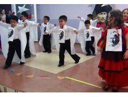 Akdağmadeni'nde Anaokulu Öğrencilerinden Yıl Sonu Şenliği