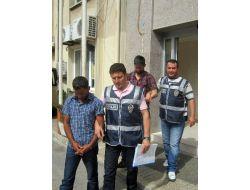 Başsavcıyız' Diyerek Dolandırıcılıkyapan 2 Kişi Suçüstü Yakalandı