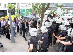 Gezi Parkında Gerginlik Sürüyor