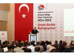 Başkent İçin 'ortak Akıl Toplantısı' Düzenlendi