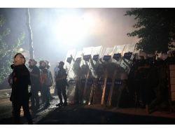 Gezi Parkındaki Nöbete Gazlı Müdahale