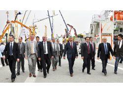 Karadağ Heyeti Ankara'yı Gezdi