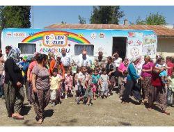 Adana'da Mobil Anaokulu Dönemi