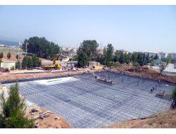 Çomü Tıp Fakültesinin Yeni Binasının Temeli Atıldı