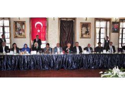 Akil Adamlar, Doğu Anadolu'daki Temaslarını Erzurum'da Sonlandıracak