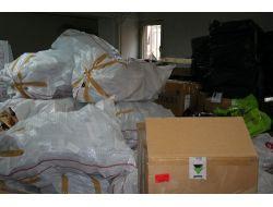 İzmirde 1 Milyon Paket Kaçak Sigara Ele Geçirildi