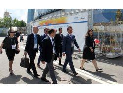 Bakan Kılıç: İstanbul Olimpiyatlara Hazır