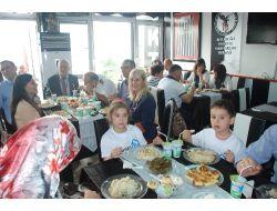 Bjk Taraftarları Derneği Lösemili Çocukları Ağırladı