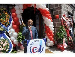 Aktif Eczacılar Derneği, Hamamönünde Yeni Binasına Taşındı