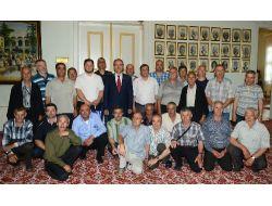 Madanlı Müslümanlar Başkan Altepeyi Ziyaret Etti