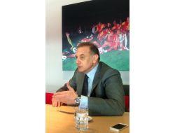Arıboğan: Galatasaray Özgün Bir Kurum Olduğu Gibi Yönetimi De Özgün