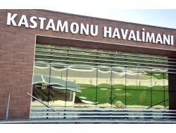 Kastamonu Havalimanı 17 Haziranda Uçuşa Hazır