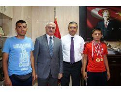 Ciritte Türkiye Şampiyonu, Nurel Enver Taner Ortaokulu'ndan Çıktı