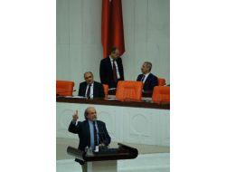Meclis Genel Kurulunda Küstah Tartışması