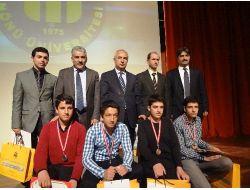 Rahime Batu Liseleri Tübitak Olimpiyatlarında Bölge Birincisi