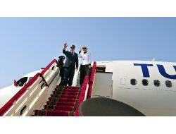 Gül, Türkmenistandan Ayrıldı!