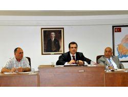 Tuncelinin Köylerine Hizmet Götürme Birliği Toplantısı Yapıldı