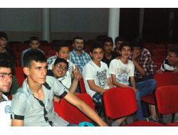 Osmaniyede Gençlik Şöleni Düzenlendi