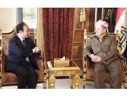 Osman Baydemir Barzani İle Görüştü