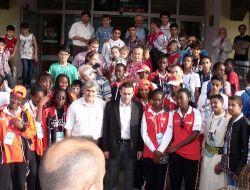Türkçenin Çocukları Ardeşenlilerle Biraraya Geldi