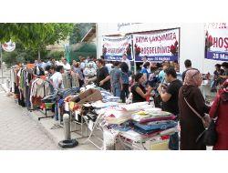 Salihli Eğitim Gönüllüleri Derneği Hayır Çarşısı Açtı
