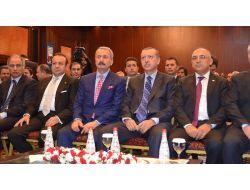 Başbakan Erdoğan, Tim Olağan Genel Kurulunda