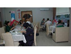 Tarsus'ta Ruh Hastaları Yararına Yemek Verildi