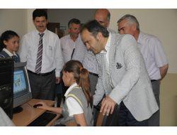 İnegöl Belediyesi Süleyman Ezime Teknoloji Sınıfı Kurdu