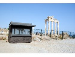 Sidede Tapınaklar Bölgesi Tel Örgü İle Koruma Altına Alındı