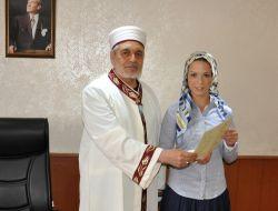 Rus Gelin Anna, Meryem İsmini Alarak Müslüman Oldu