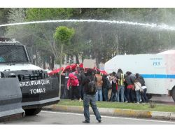 Taksim Gerginliği Erzurum'a Da Sıçradı